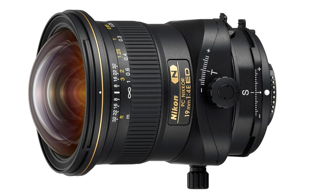 Nikon's new 19mm f/4 PC lens looks fabulous