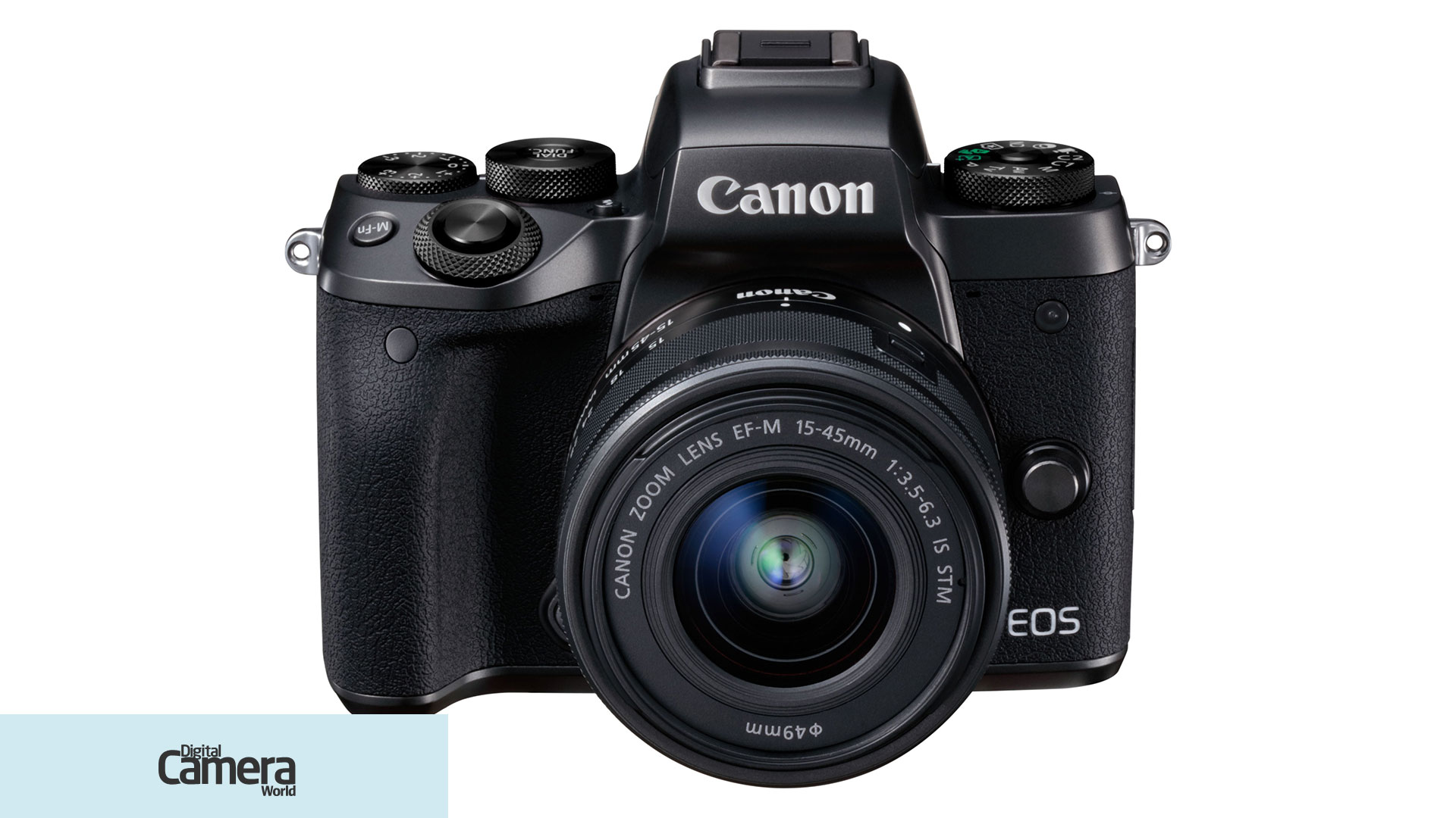 Canon EOS M5 Review