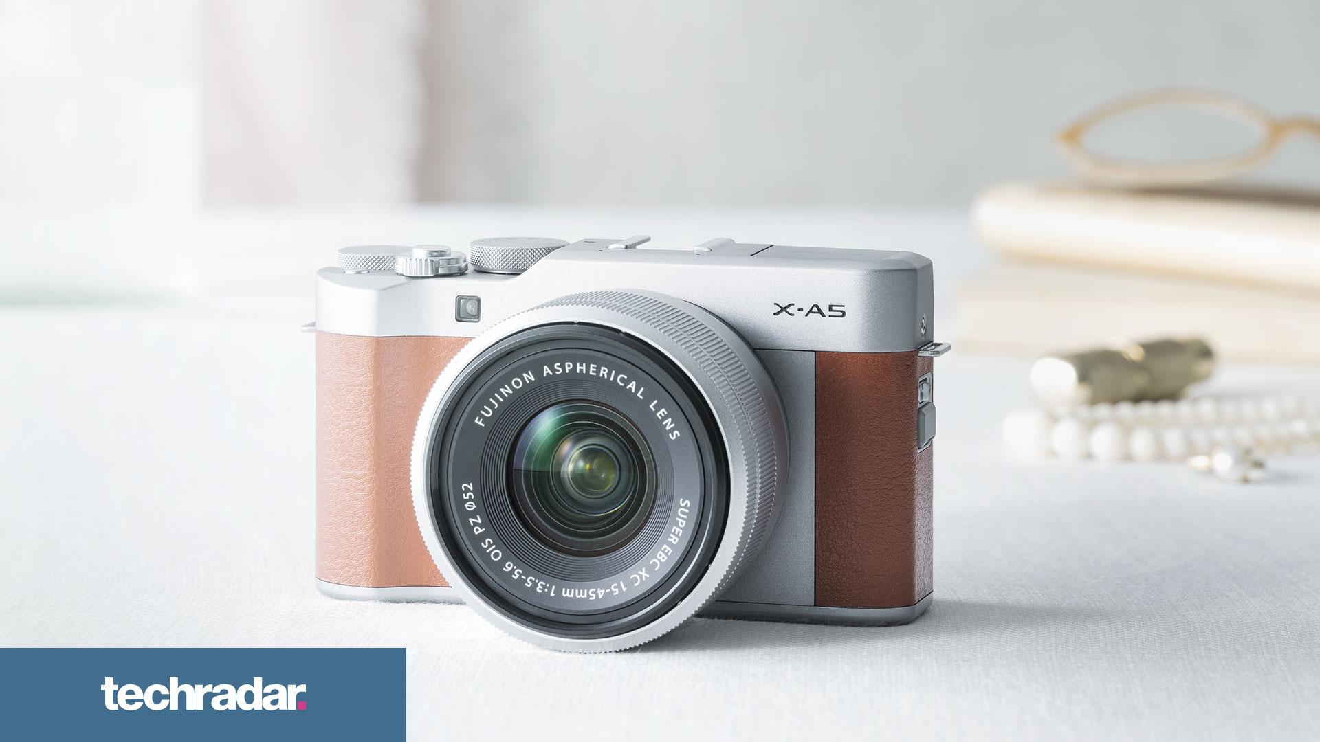 TechRadar | Fujifilm X-A5 review