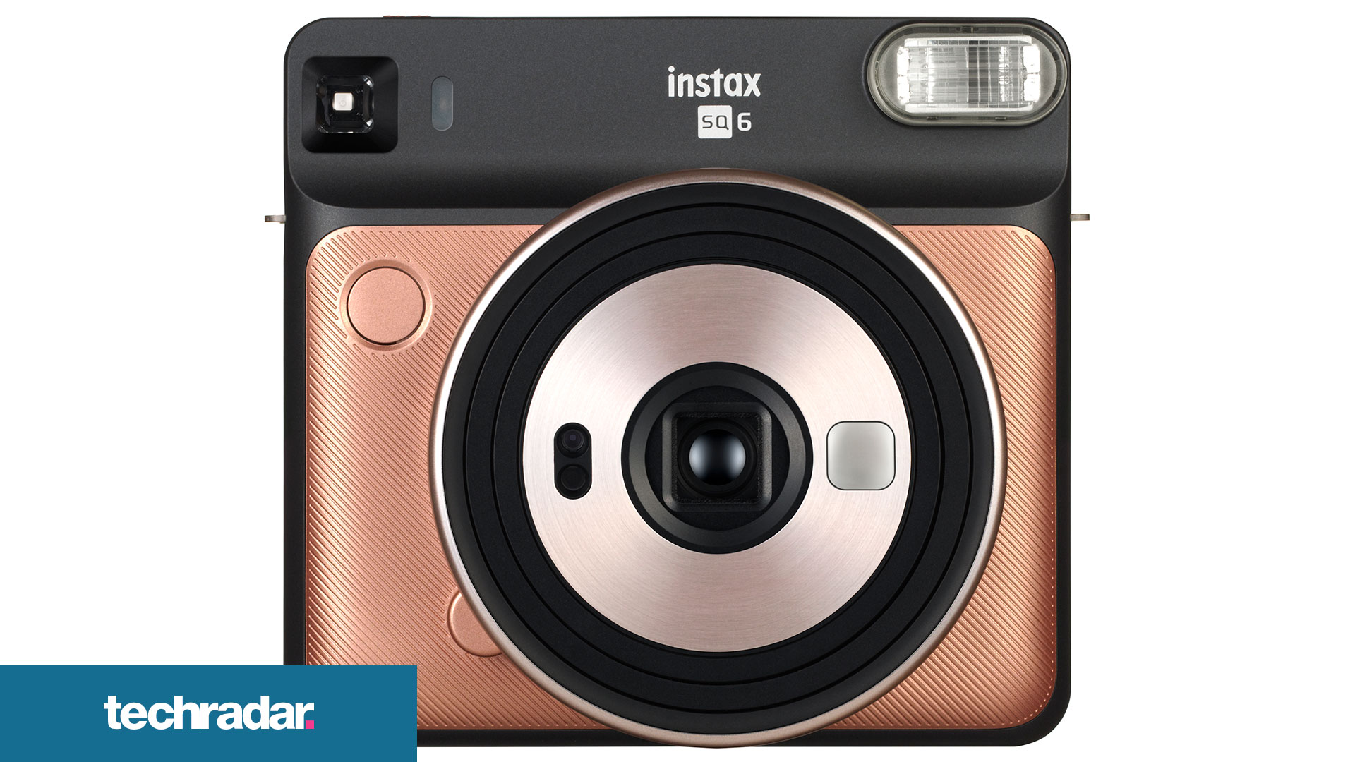 Fujifilm Instax Square SQ6 announced