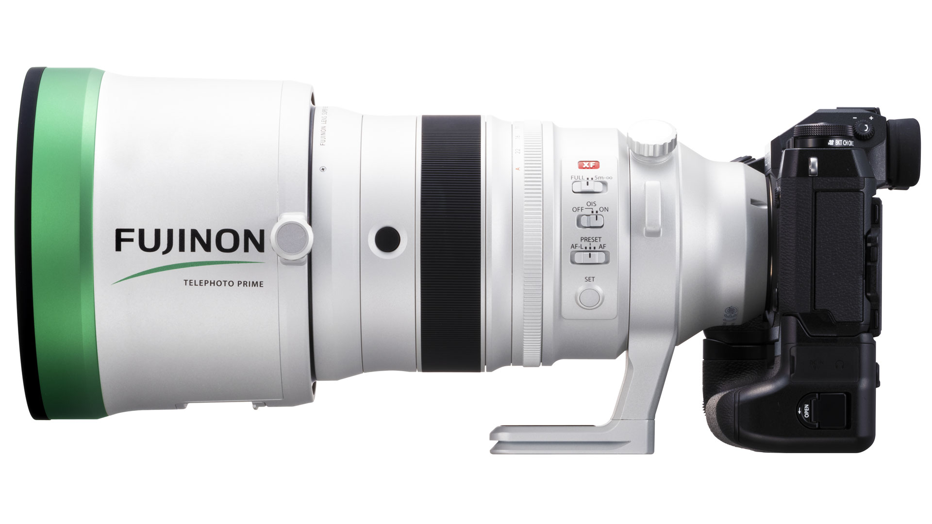 I think the new Fujinon XF200mm F2 R LM OIS WR is a big story, and here's why