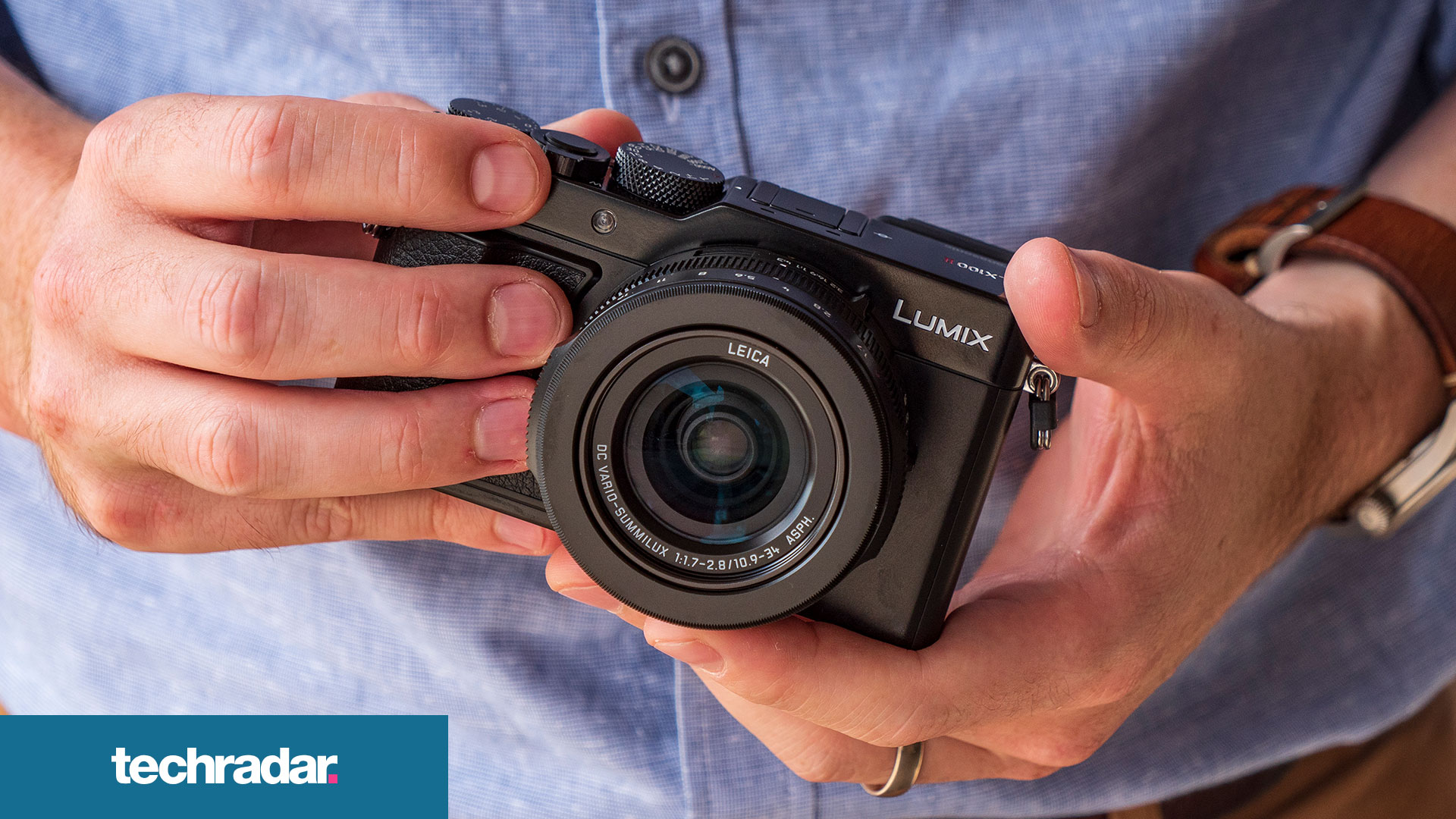 Hands on: Panasonic Lumix LX100 II review