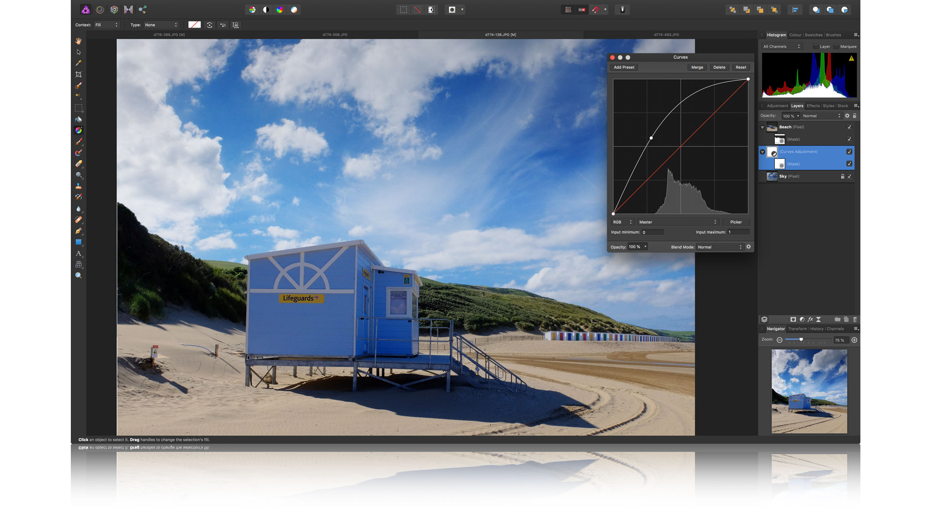 Amateur Photographer | Serif Affinity Photo 1.6.7 review