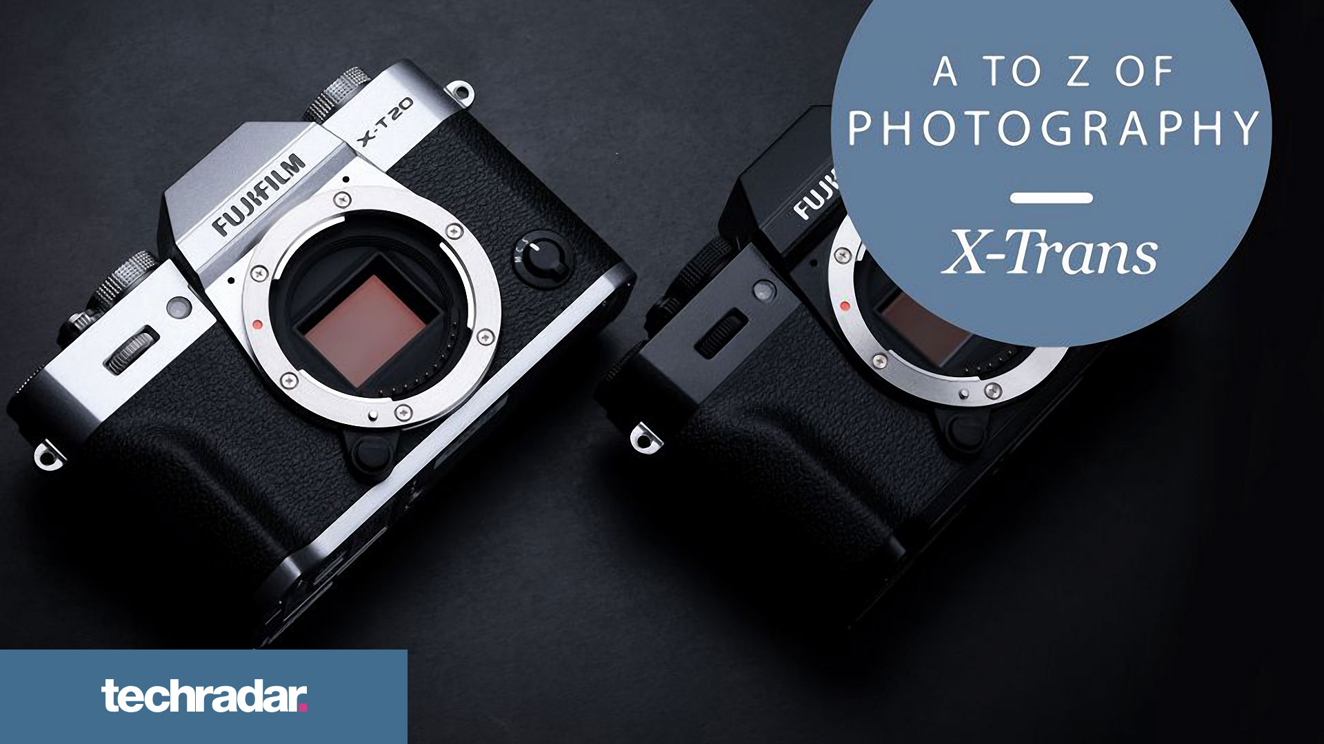 The A to Z of Photography: X-Trans