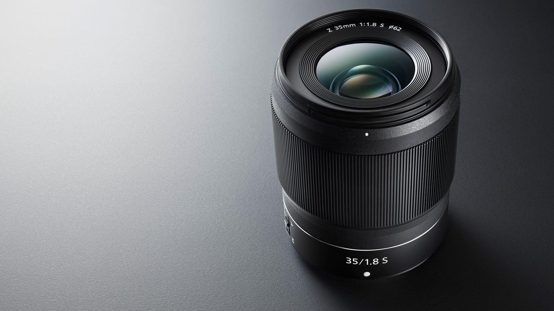 Nikkor Z 35mm f/1.8