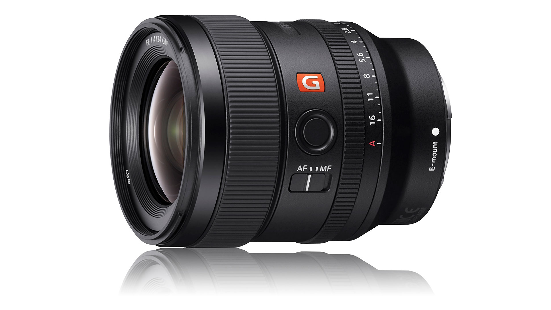 Sony boosts its full frame mirrorless lens range with the FE 24mm f/1.4 G Master