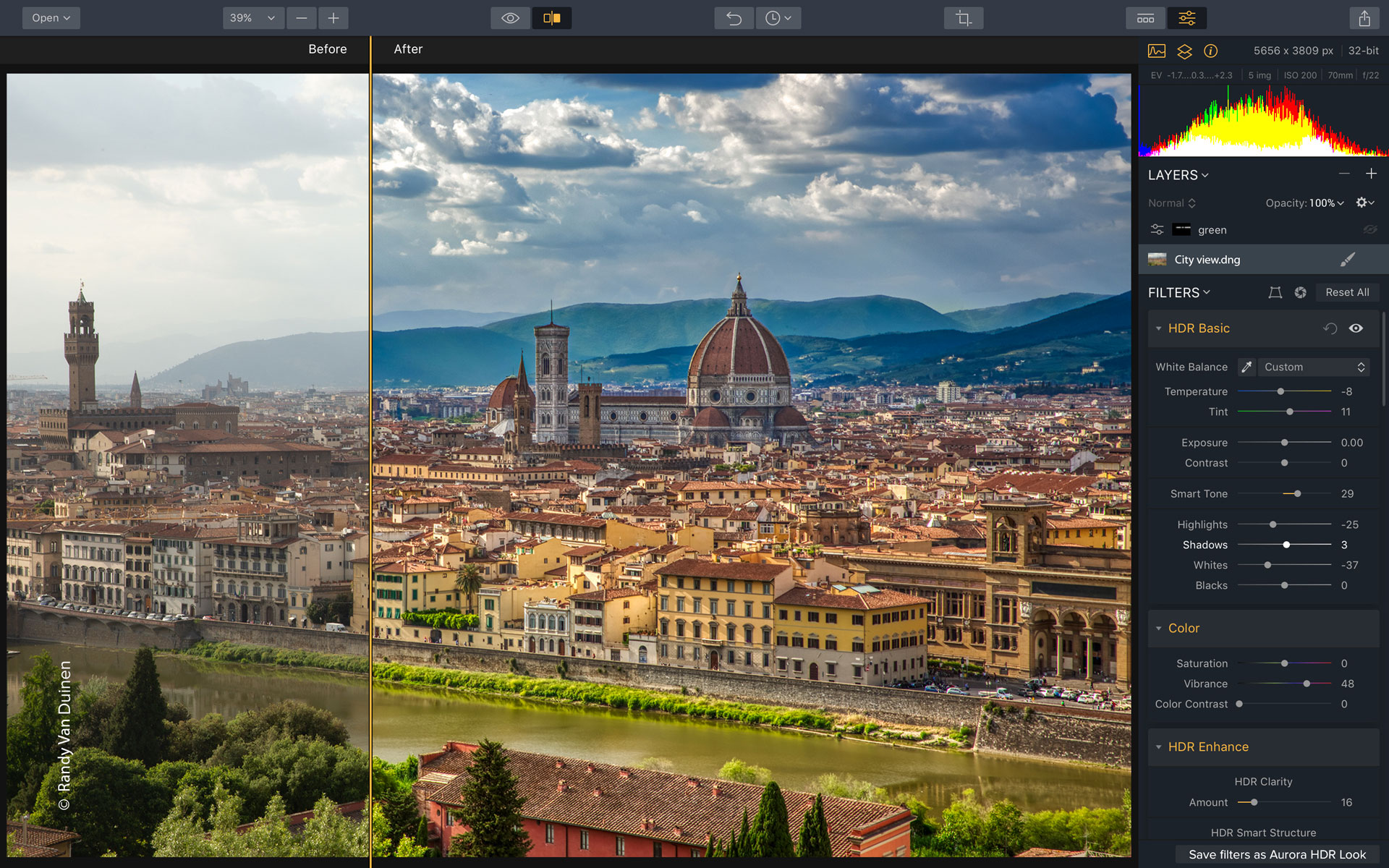 Aurora HDR 2019 gets all-new AI-powered Quantum HDR Engine