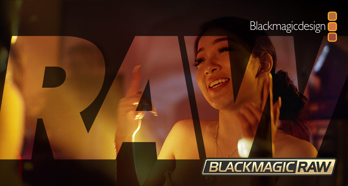 Blackmagic's RAW video revolution!