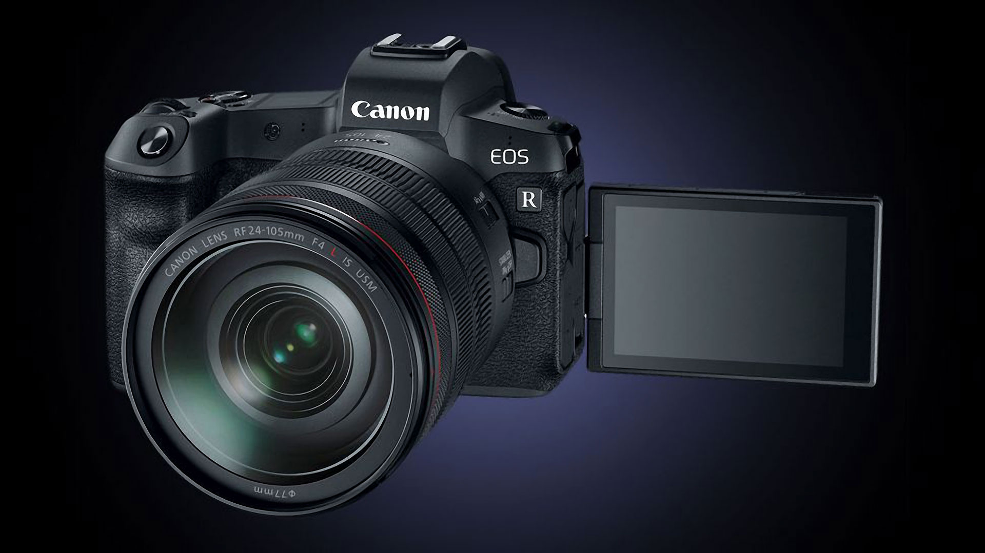 20 things you need to know about the Canon EOS R